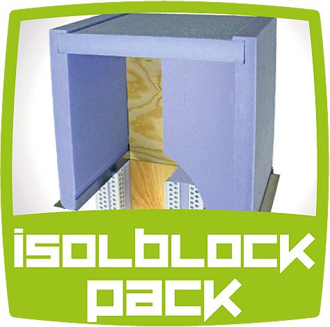 IsolBlock Pack GreenProject