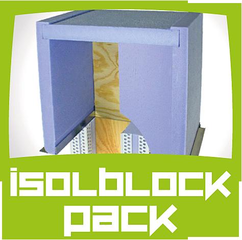 IsolBlock Pack GreenProject
