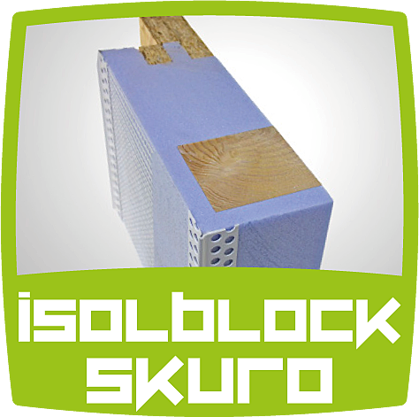 IsolBlock Skuro GreenProject